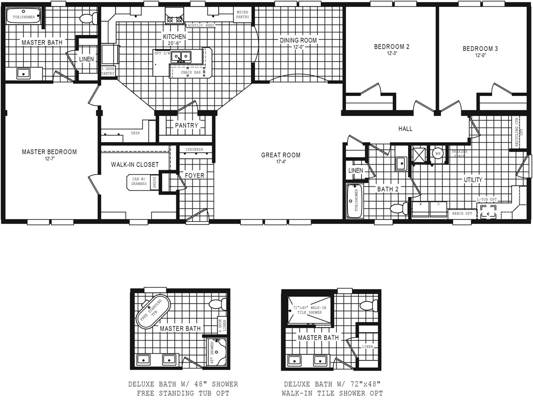 Integrity Series 402 By Schult Homes