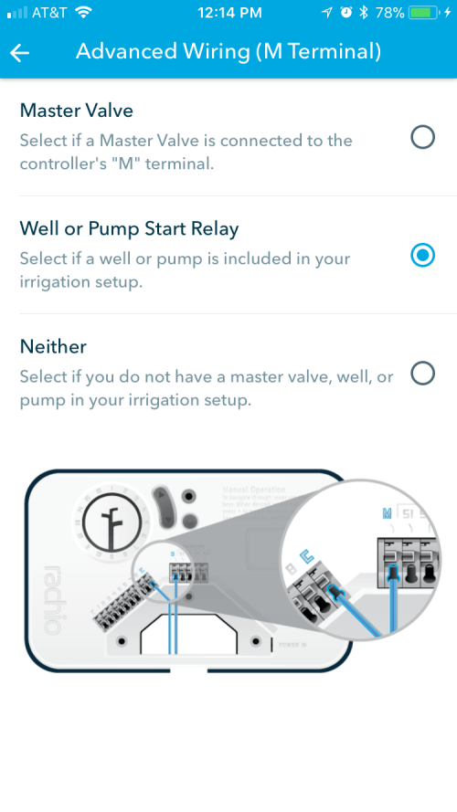 small resolution of advanced wiring well or pump start relay