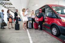 Airport Arrival Instructions - Prime Time Shuttle