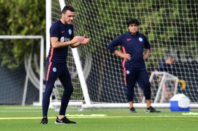 San Lorenzo oficializó a Mariano Soso como nuevo DT