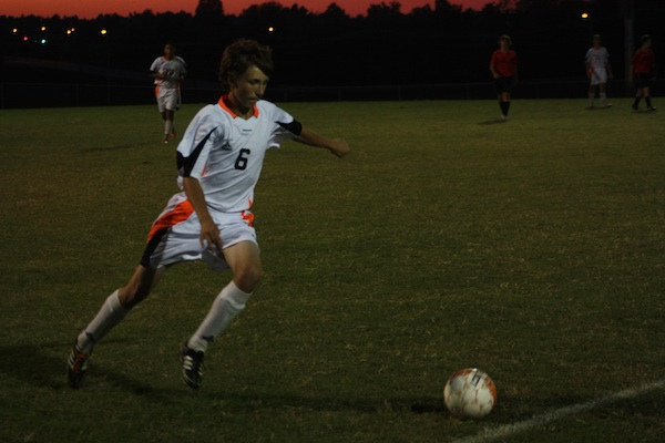2nd Half Goal Pushes Central Past Republic