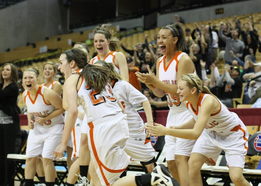 Top Ten Stories – #1 – State Basketball Champs