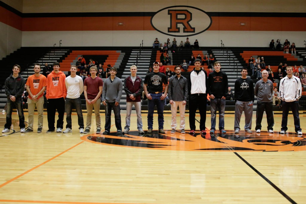 State Champs Honored