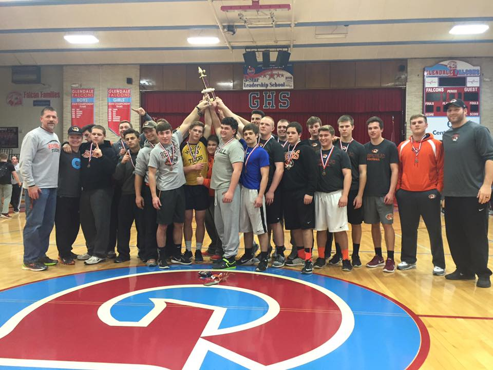 Tigers Compete At State Power Lifting Event