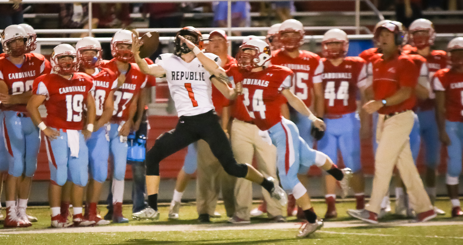 Webb City Recovers To Stuff Tigers