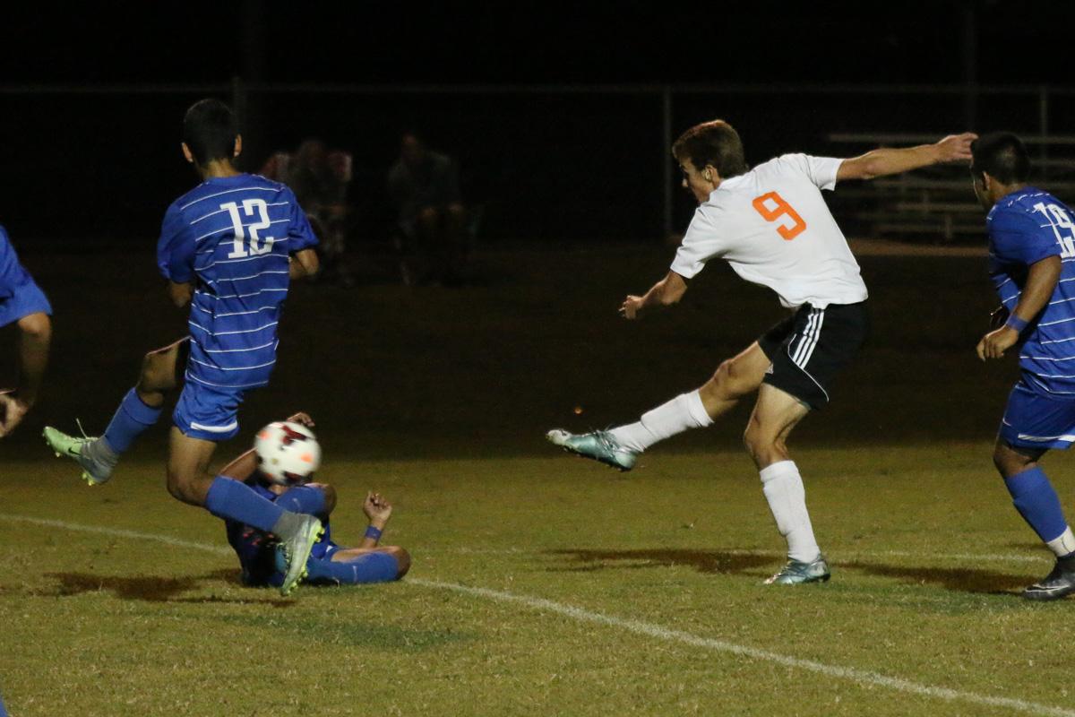 Photos: Varsity Soccer Vs Carthage