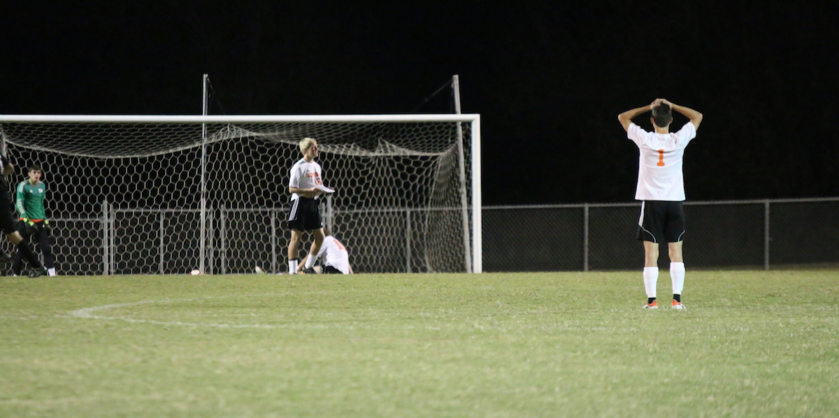 Sudden Death: Willard Ends Republic's Soccer Season