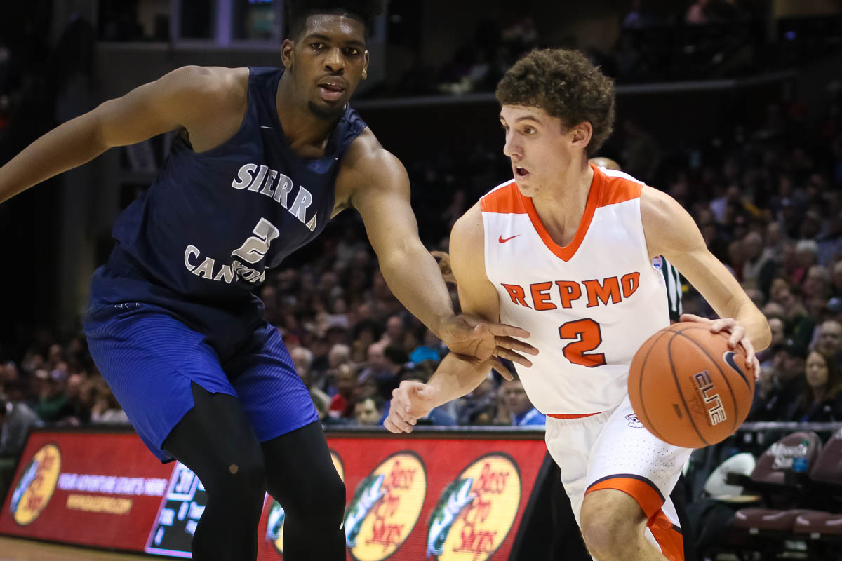 Tigers Push Nationally Ranked Sierra Canyon In T Of C Opener