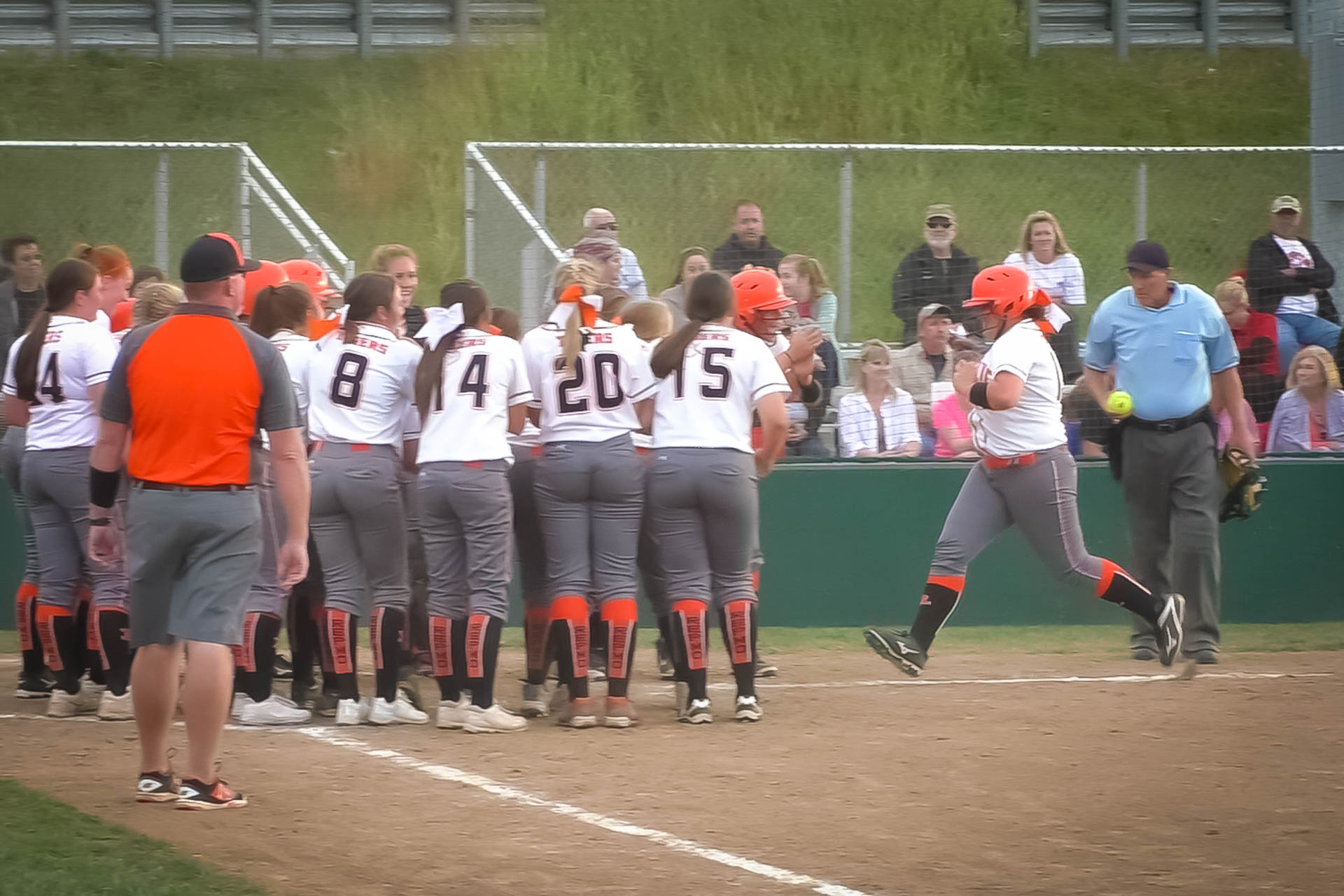 Summers' Slam Lifts Lady Tigers