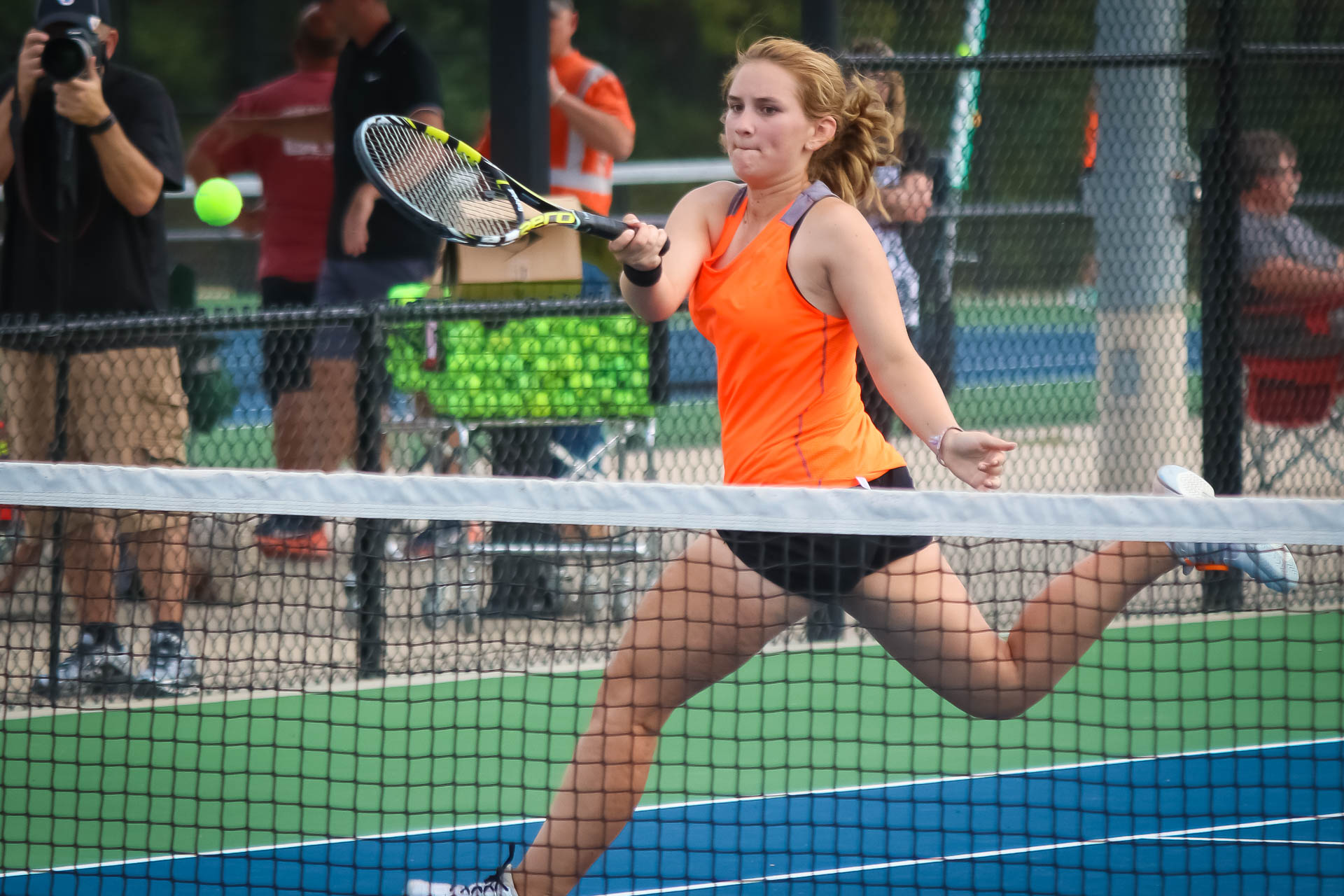 Photos:  Tennis Vs Springfield Catholic