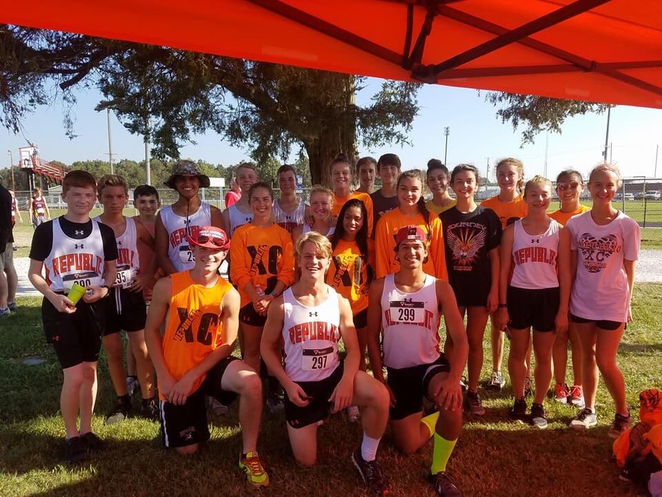 Repmo Runners  Dominate at East Newton