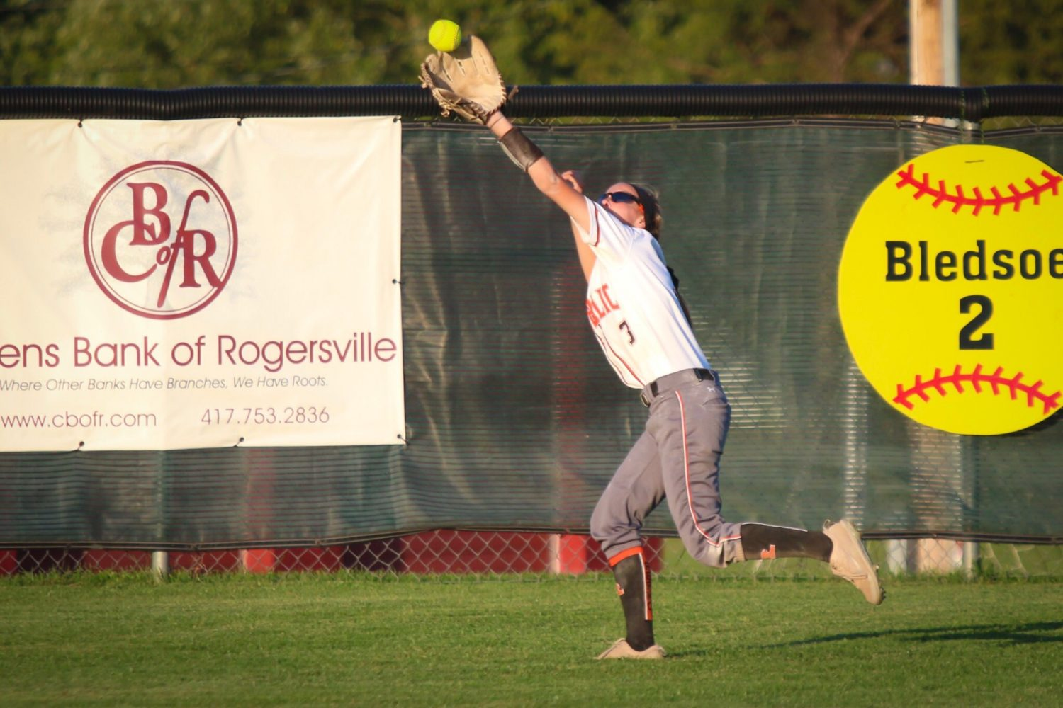 Lady Tigers Outslug Wildcats In Finale