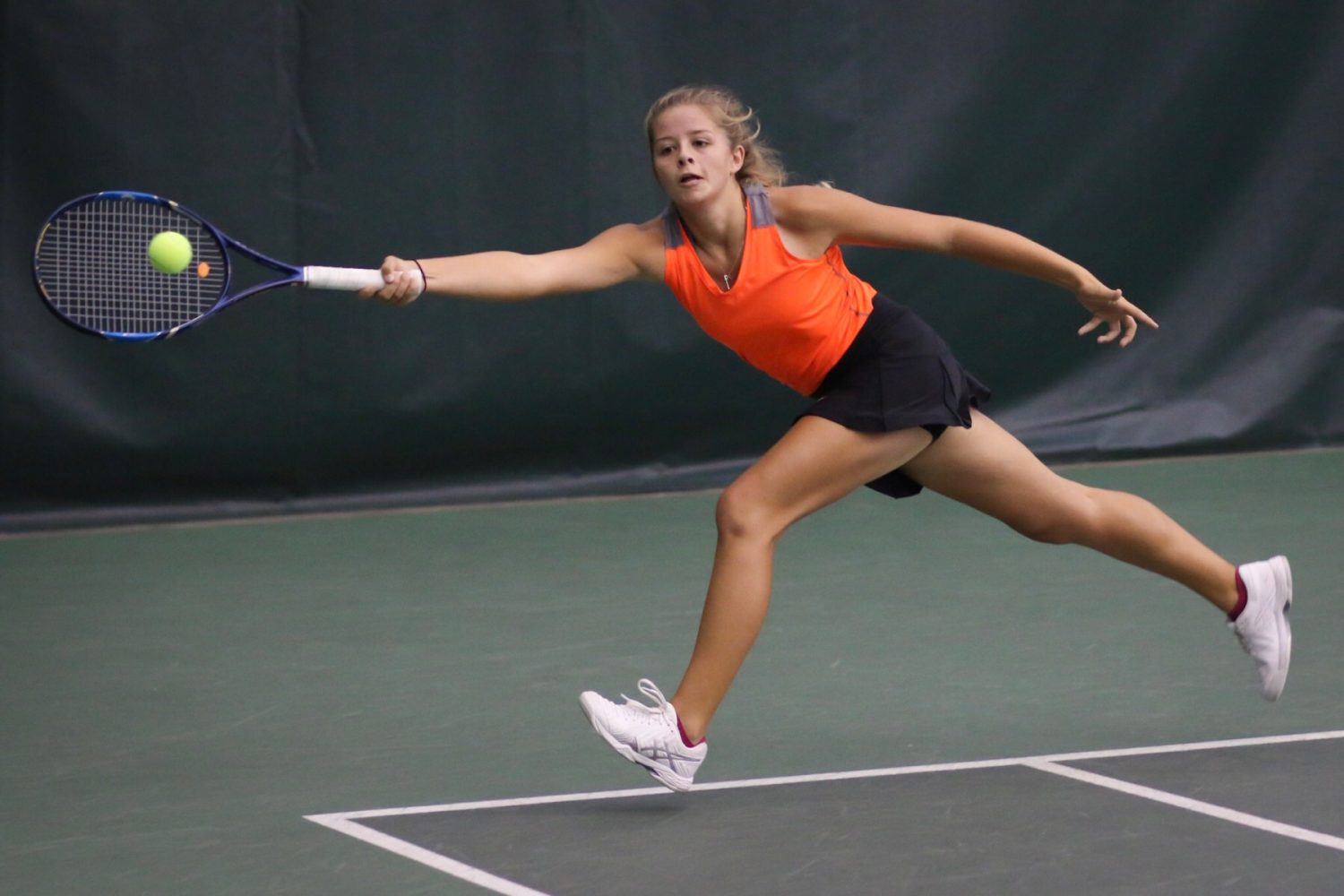 Snyder Advances To State In Straight Sets