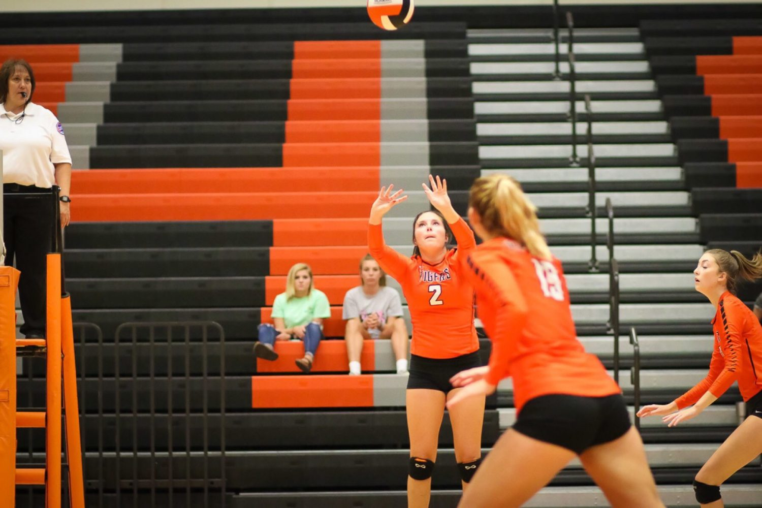 Lady Tigers Lose 3-Set Heartbreaker