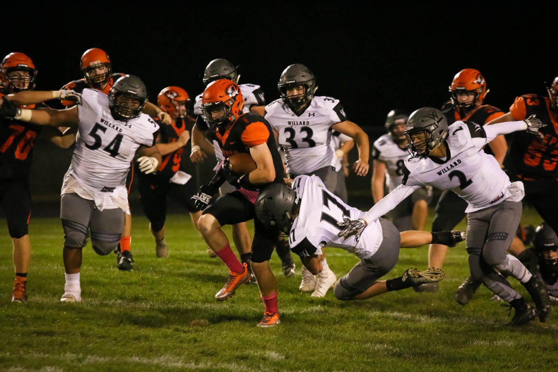 Photos:  Varsity Football Vs Willard