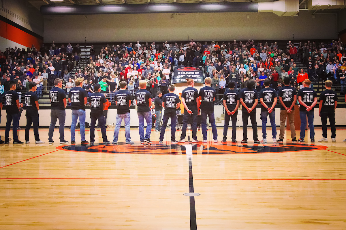 Photos:  Soccer State Send-Off