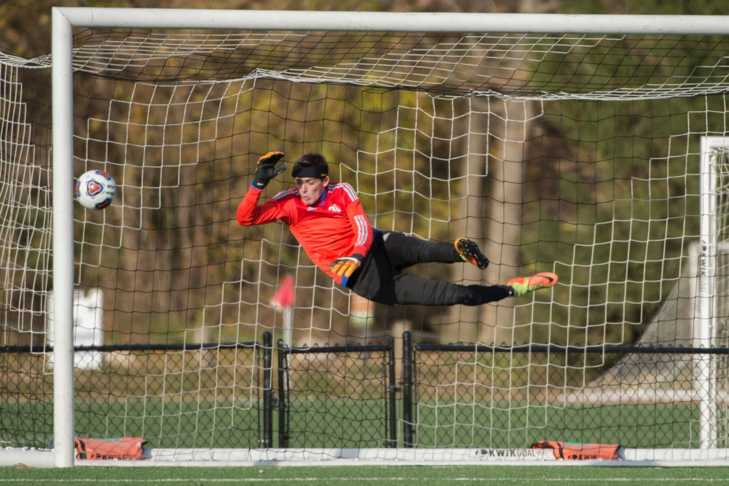 Early Goal Deflates Tigers In Semifinal Loss