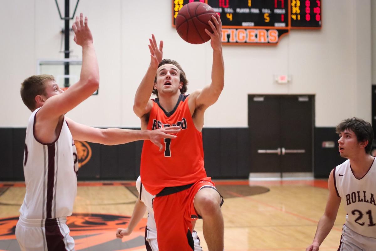 Photos: Varsity Boys Basketball Vs Rolla