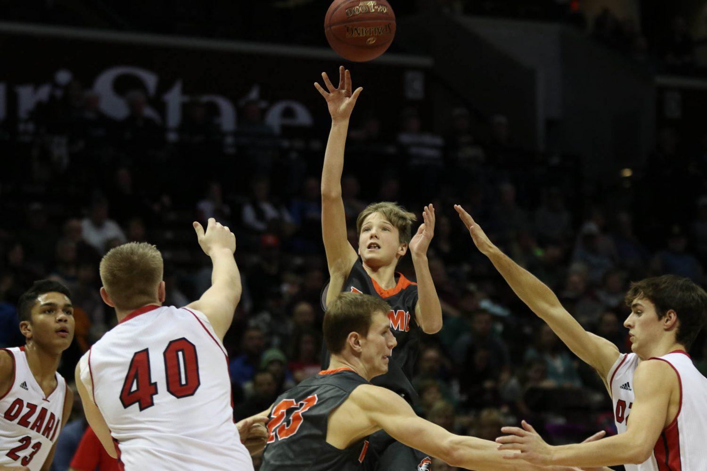 Photos:  Boys Basketball Vs Ozark