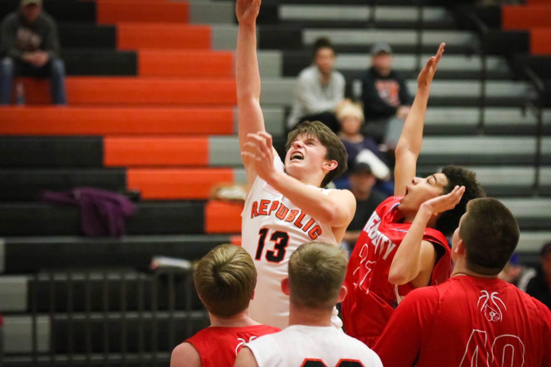 Photos:  JV Boys Basketball Vs Webb City