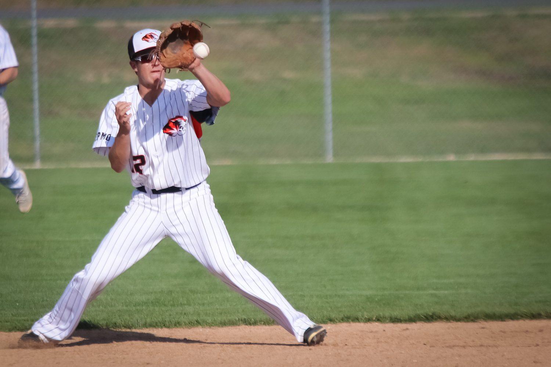 Photos:  Varsity Baseball Vs Neosho