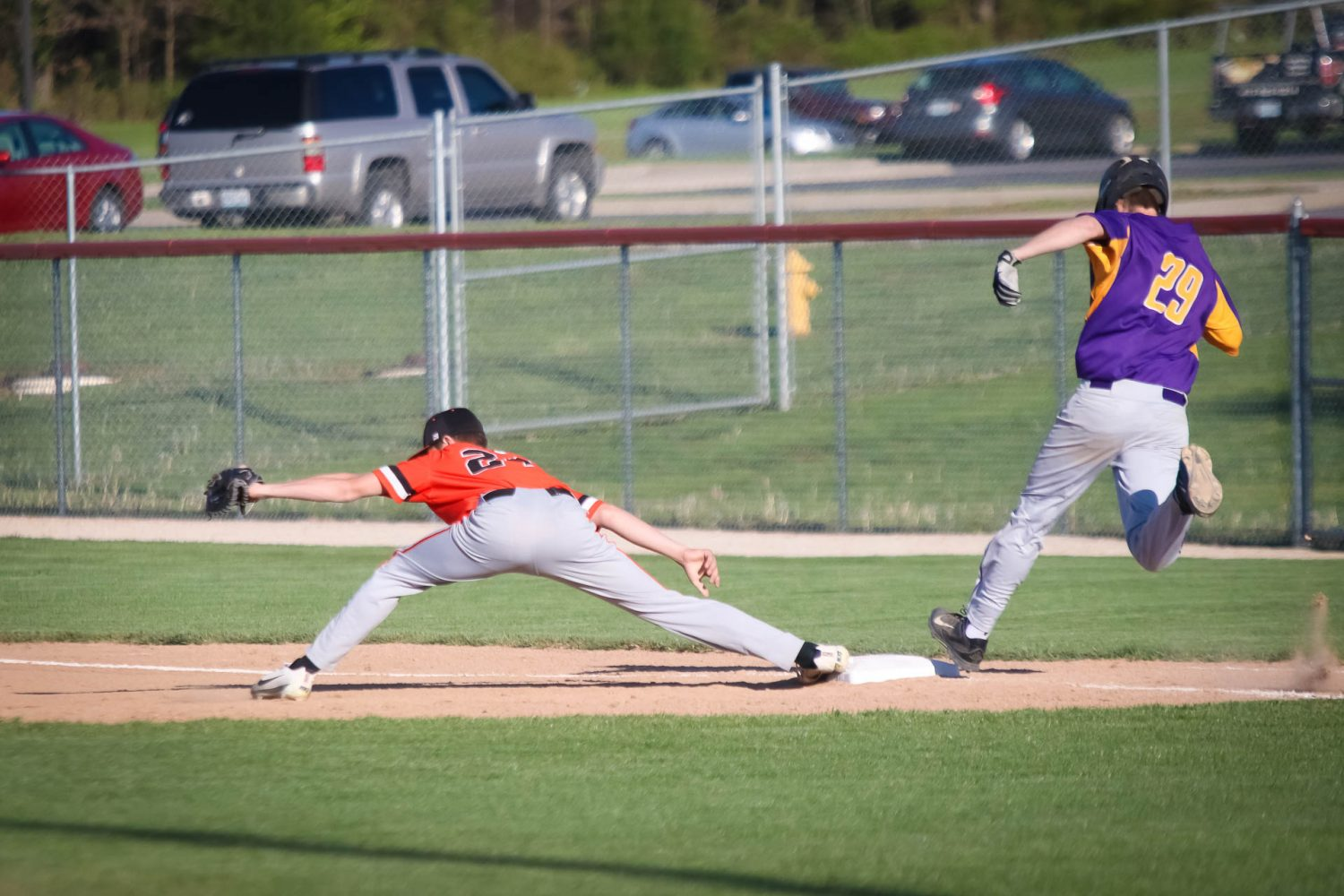 Photos:  JV Baseball Vs Monett