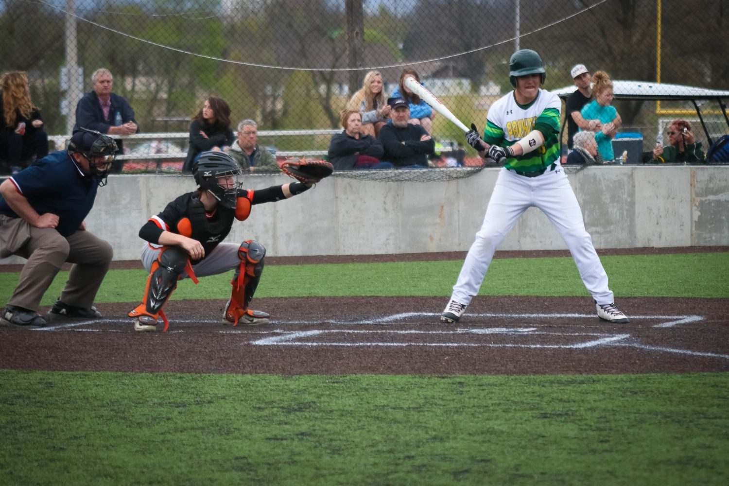 Photos:  Varsity Baseball Vs Parkview