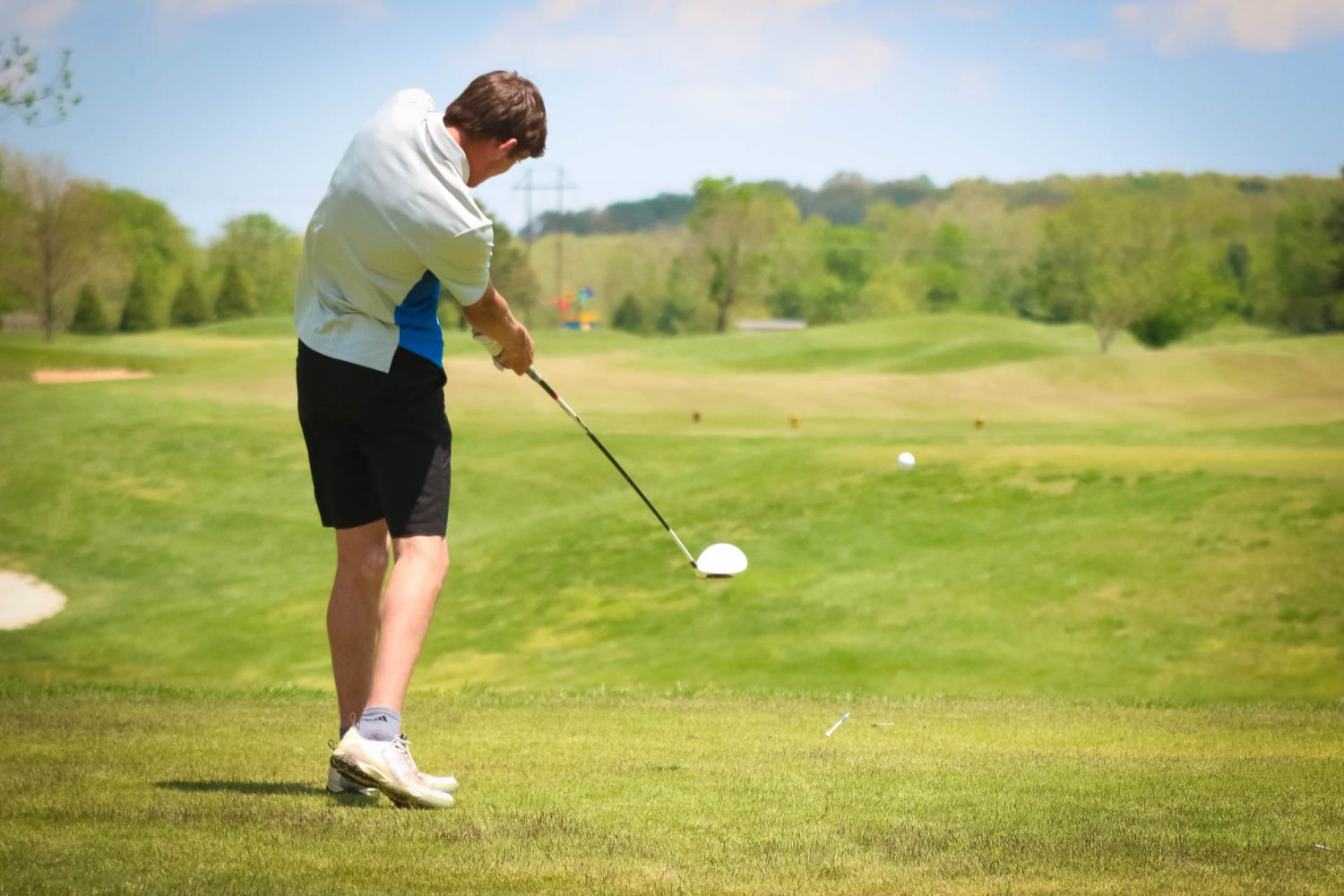 Photos And Results:  Golf Sectionals (Rivercut)
