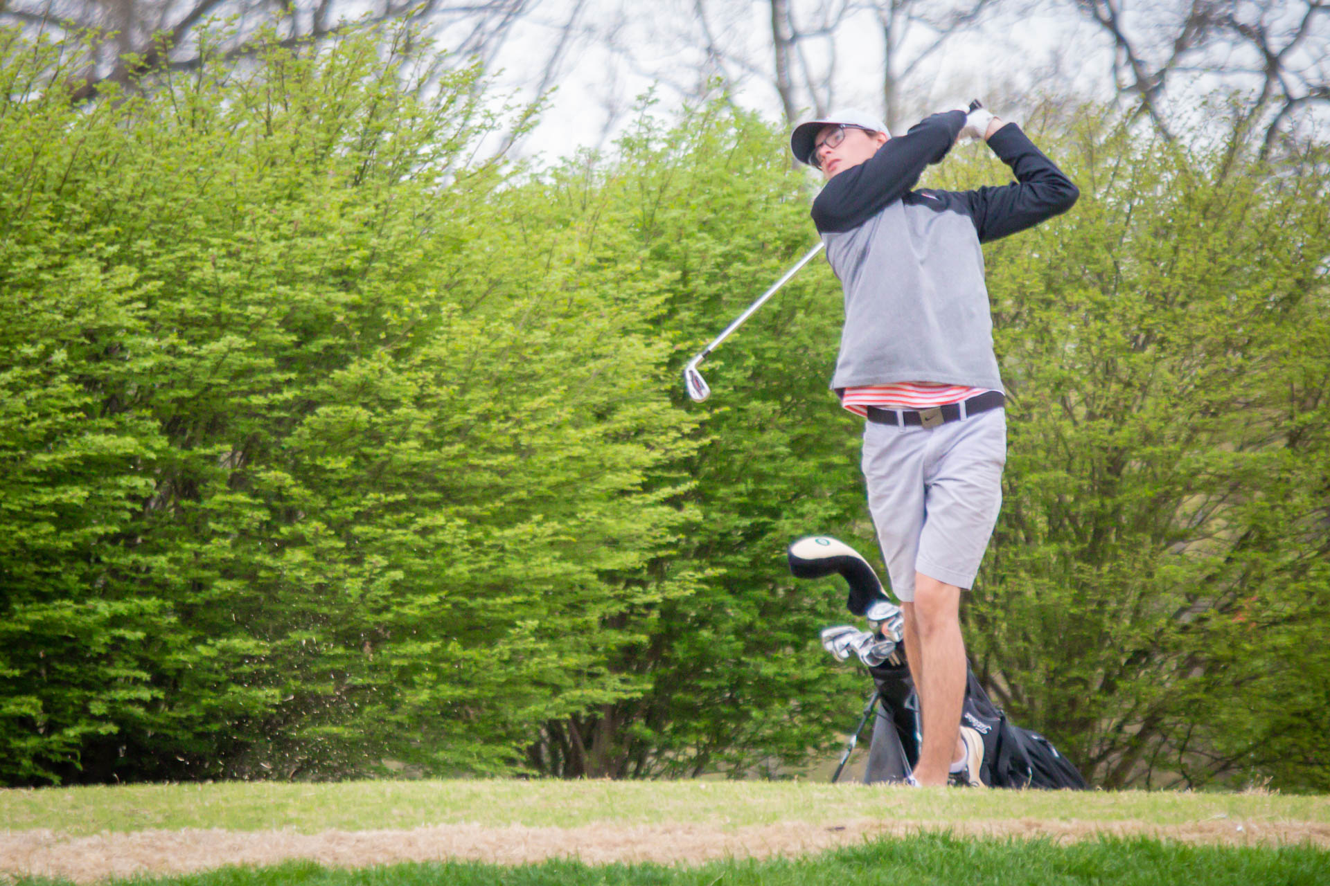 Hosp Leads Tigers To 4th-Place Finish At Fremont Hills (Photos & Results)
