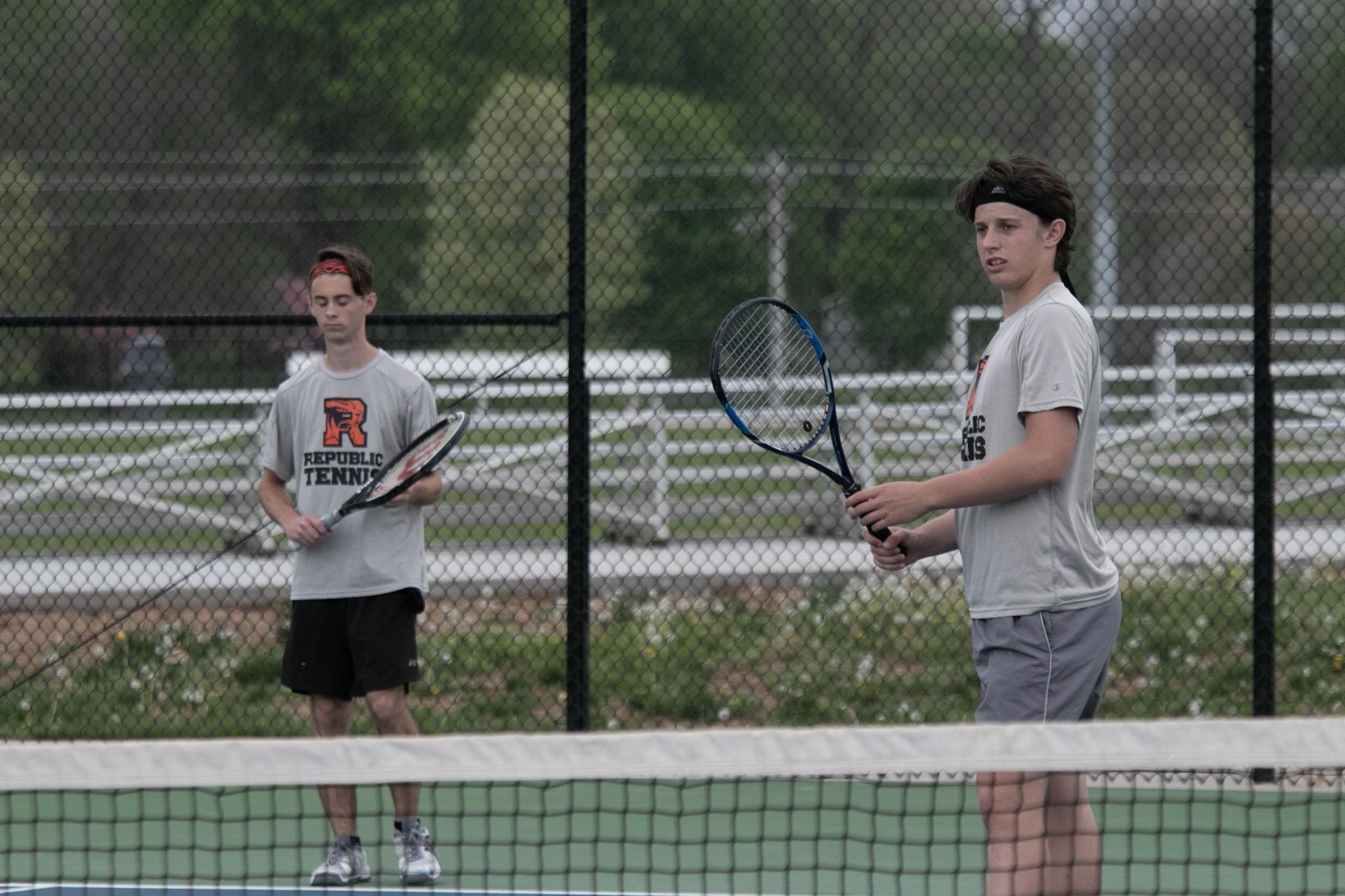 Photos & Results: Tennis Vs Nixa