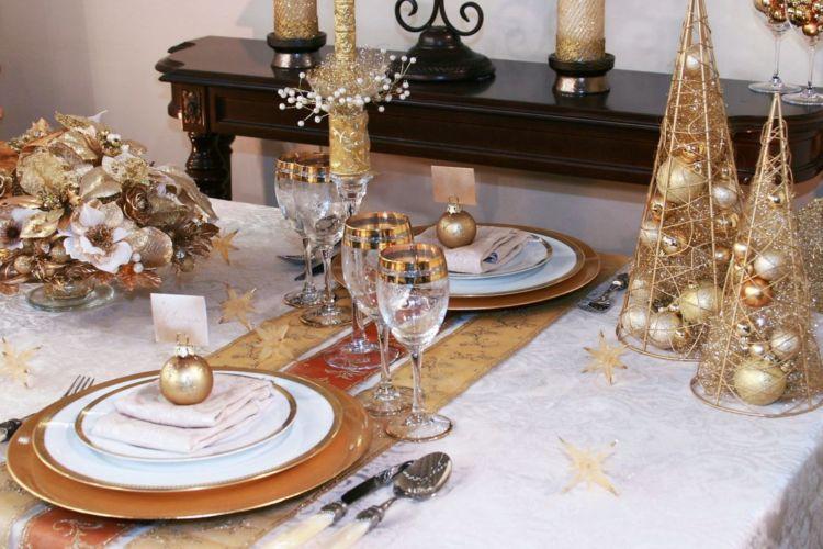 Cmo decorar la mesa navidea  La Prensa