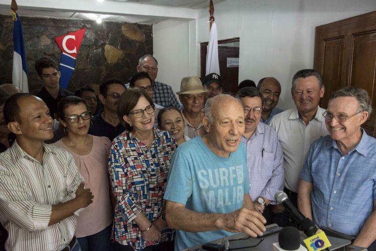 Ciudadanos por la Libertad, Bosco Matamoros, Coalición Nacional, oposición, Nicaragua, represión, reformas electorales