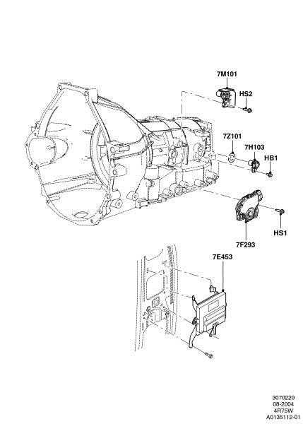 Ford F150 Speed Sensor Location : speed, sensor, location, Sensors, Motorcraft, DY-1215, Transmission, Speed, Sensor, Automotive, Replacement, Parts