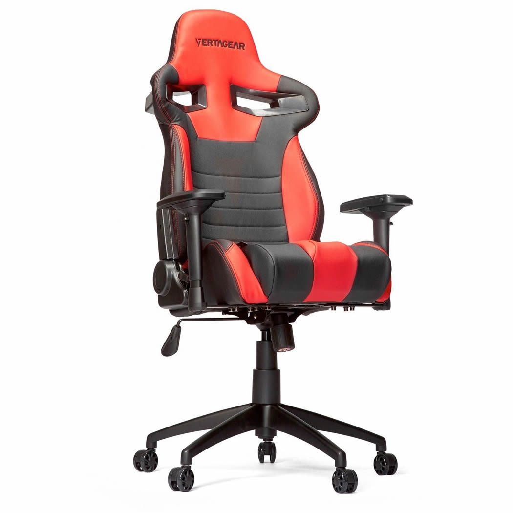 Gaming Chair Office Desk Racing Seat PU Leather Executive