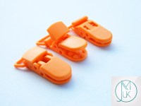 Plastic Pacifier Holder Clip for Teething Jewellery Making ...
