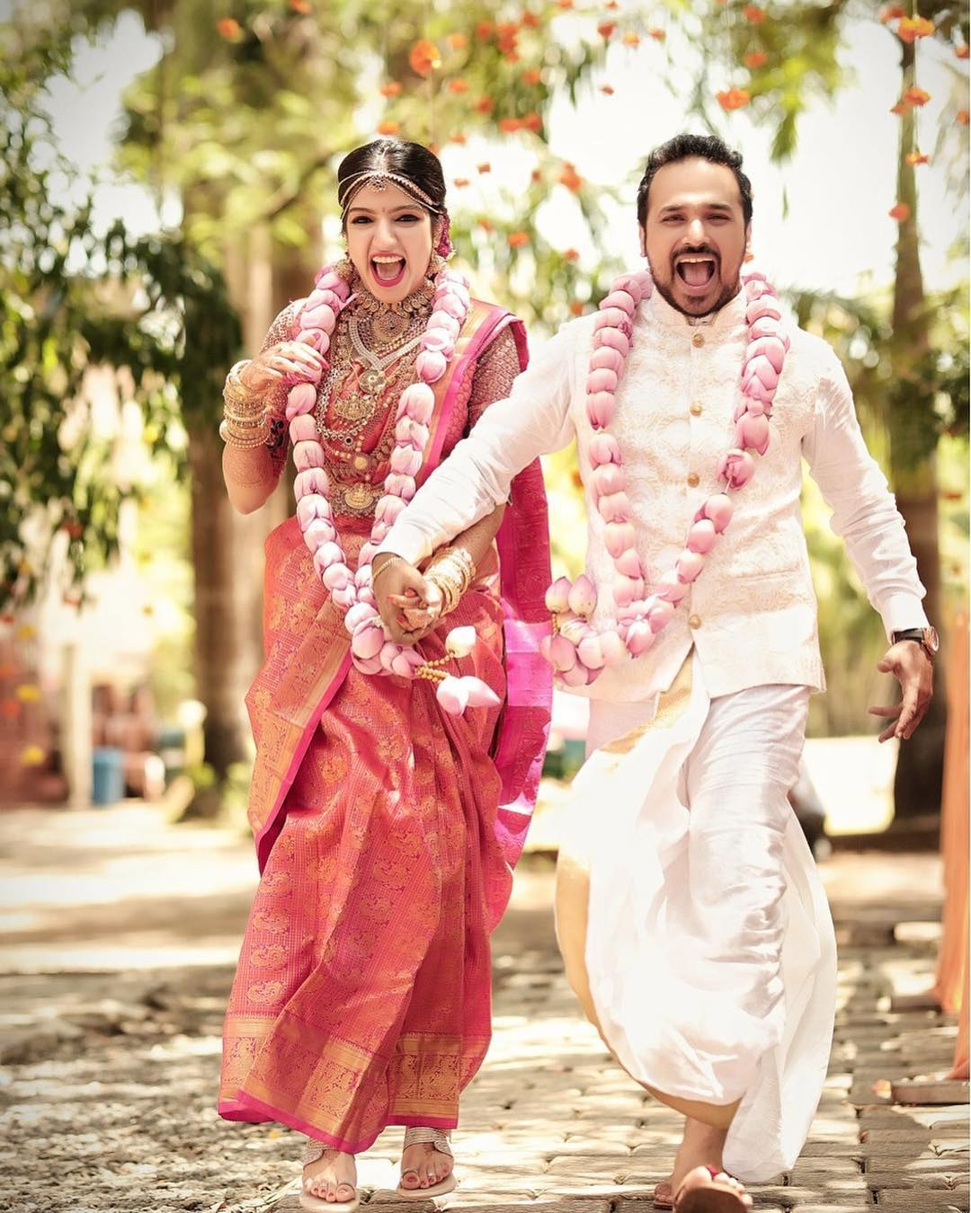Just Married Couple Moments Shaadiwish