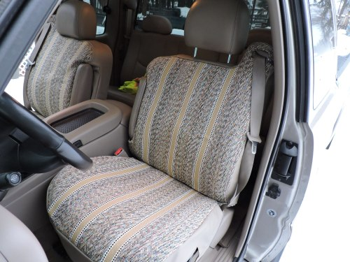small resolution of oem ford seat cover
