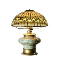 How to Recognize Quality in Tiffany Lamps   Antique Mosaic ...