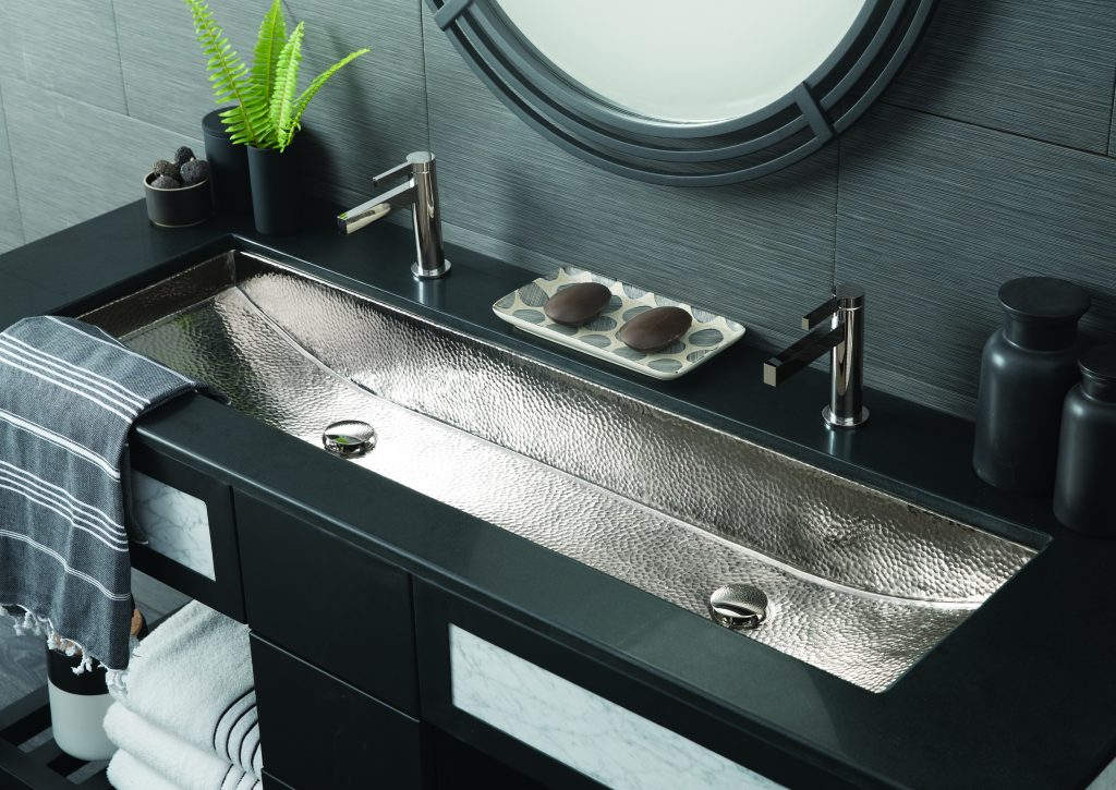 Trough Bath Sink  For Residential Pros