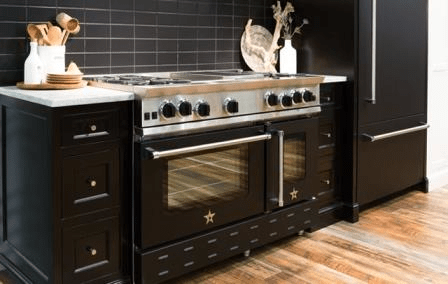 Matte Appliances  For Residential Pros