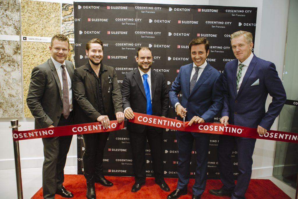 Cosentino Opens Sf City Center  Kitchen & Bath Design News