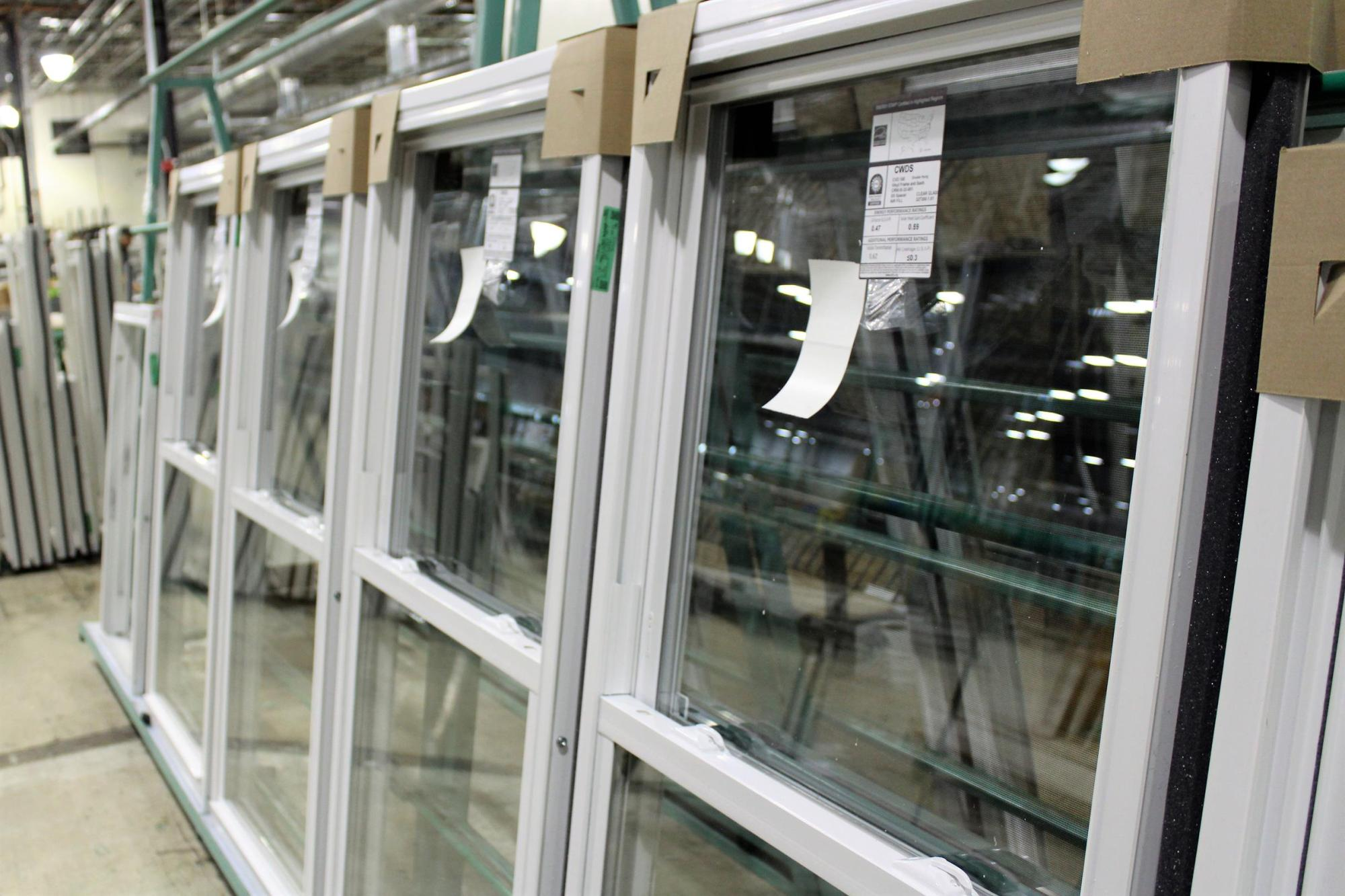 hight resolution of addition of vinyl window line to pennsylvania factory remodeling industry news qualified remodeler
