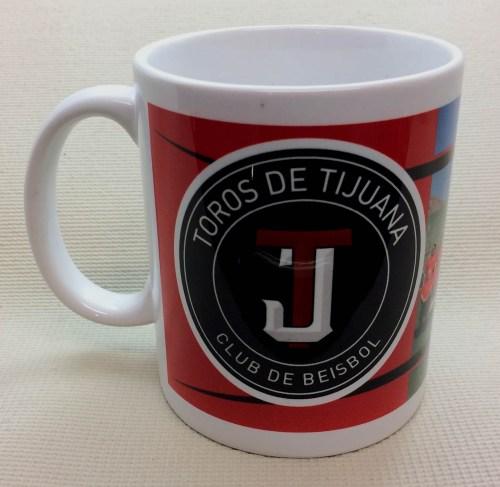 Tijuana Toros Team Photo Mug