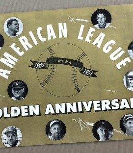 American League Golden Anniversary Guide