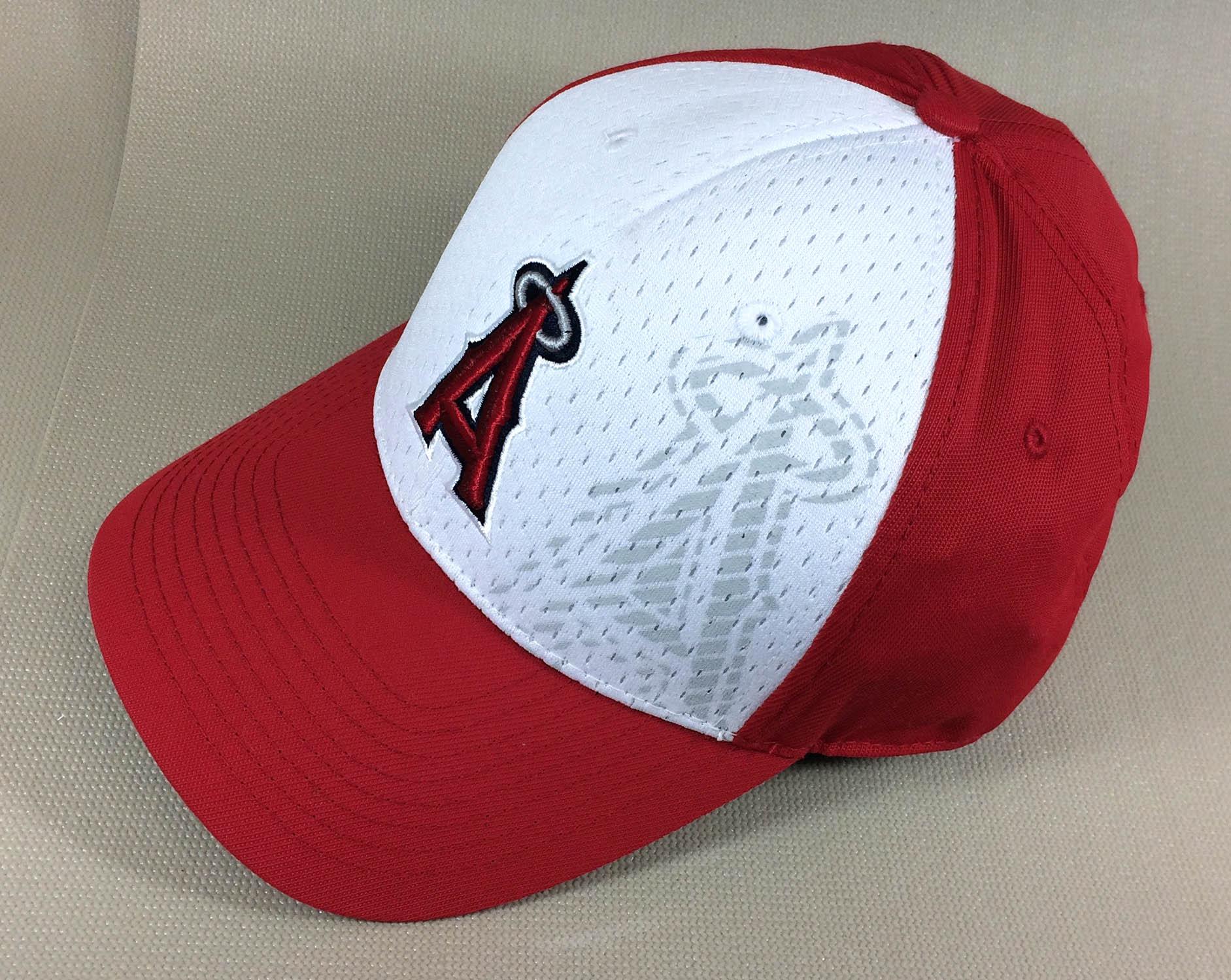 43051c06dfe Los Angeles Angels Baseball Cap - SportsHistoryCollectibles.com