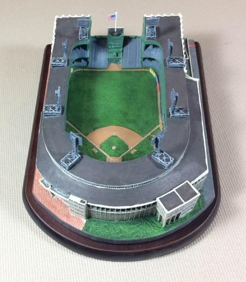 Danbury Mint Polo Grounds Stadium Replica