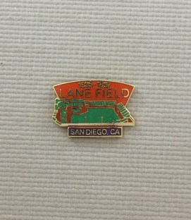 San Diego Padres Lane Field Pin