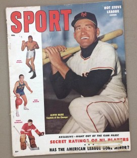 Sport Magazine February 1955