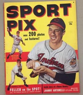 Sport Pix Magazine June 1949