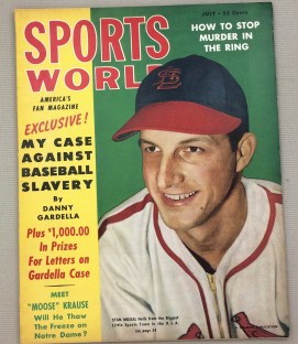 Sports World July 1949 Issue